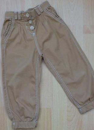 Вишукані брюки george,1,6-3р.,англія