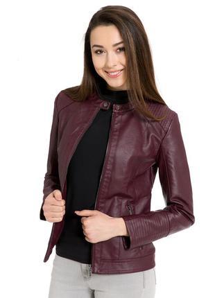 Куртка женская кожаная новая турция xs s  l xl xxl 3xl 42 44 48 50 52 54