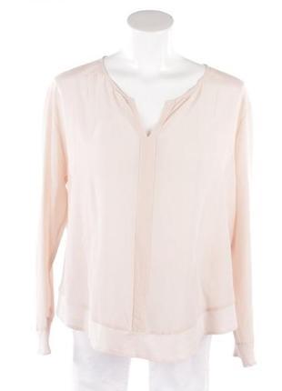 Блуза marc cain из шелка