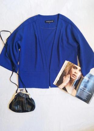 Жакет цвета индиго/пиджак