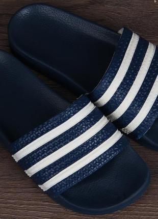 Adidas vintage slippers