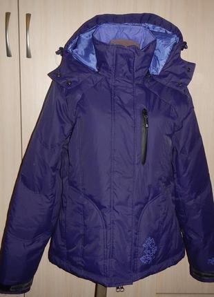 Куртка human nature p.m(48) пуховая