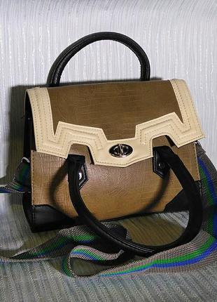 Акция к праздникам модная и стильная сумка atmosphere