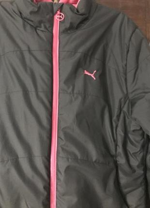 Демисезонная куртка puma