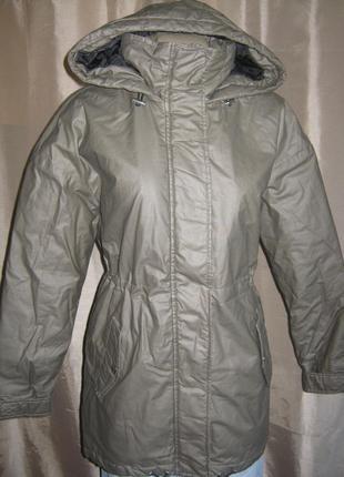 """Куртка-парка""""vero moda"""", из германии р.s-m"""