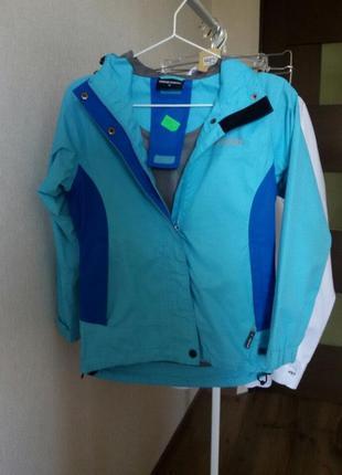 Куртка дождевик  10 лет norheim