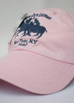 Женская кепка оригинальная ralph lauren