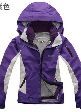 Зимняя женская горнолыжная термо куртка h&m р.s-xs/34-36/6-8 германия