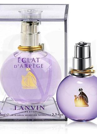 Lanvin eclat d`arpege парфюмированная вода,30 мл