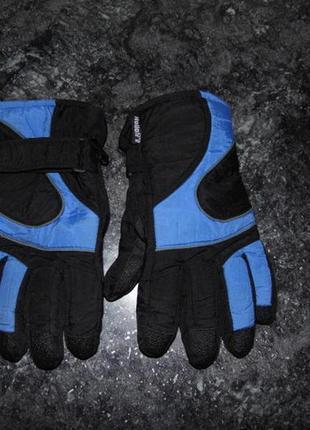 Перчатки лыжные - hjllofil 9 размер - германия!!!