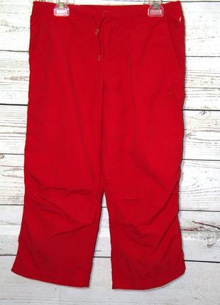 Крутые яркие  спортивные штаны бриджи