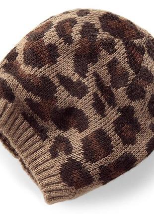 Женская шапка вязаная чибо тсм tchibo германия