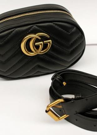 Сумка на пояс, поясная сумка, барсетка, бананка, женская сумка, эко кожа, трендовая сумка