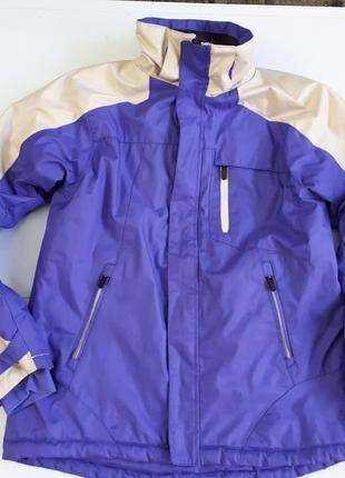 Зимняя горнолыжная термо куртка подросток-девочка h&m р.153-162см (13-15лет) германия