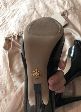 Женские туфли Prada 2018 - купить недорого вещи в интернет-магазине ... 0ad543878e8