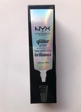 Nyx glitter primer / праймер база для глиттера, пигментов, блесток оригинал!