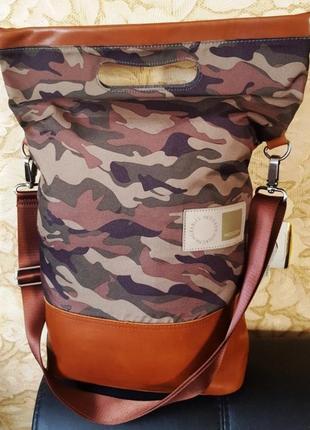 Эксклюзивная мужская сумка hedgren original