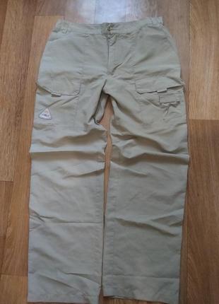 Треккинговые брюки outventure forest