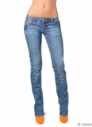 Качественные джинсы bootcut