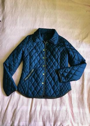 Теплая стеганная курточка от atm.