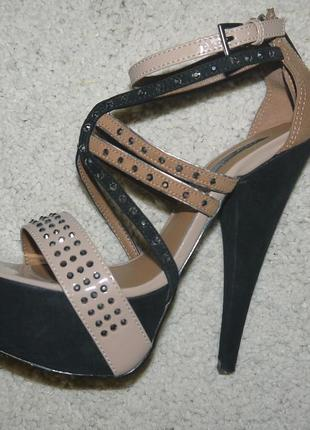 Босоножки туфли нарядные