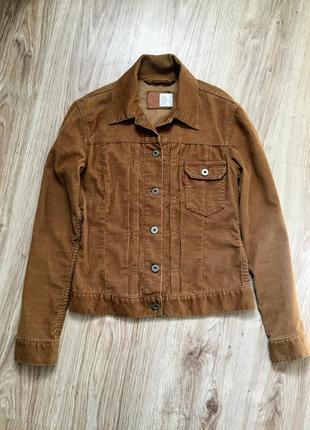 Вельветовая рубашка, куртка levis