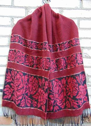 Широкий шарф  per una.