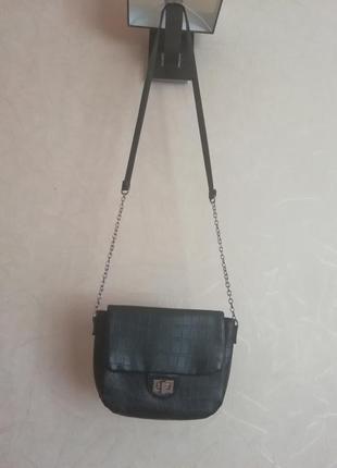 Чёрная сумочка