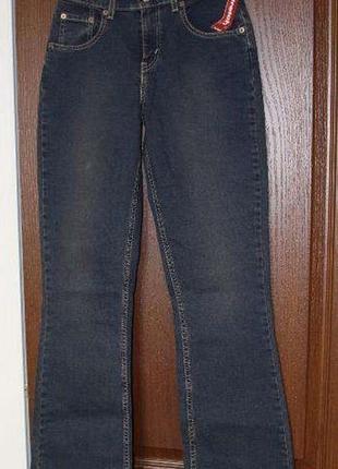 Новые джинсы levis girls 517