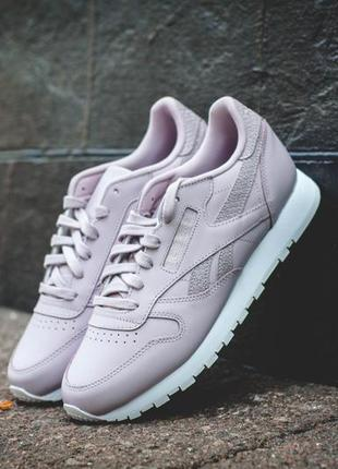 aba05d20949 Reebok classic leather ps pastel