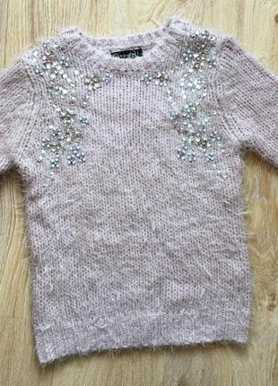Нарядный свитерок new look