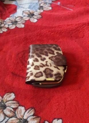 Жіночий лаковий гаманець qian xi lu