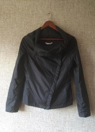 Куртка косуха на тонком синтепоне