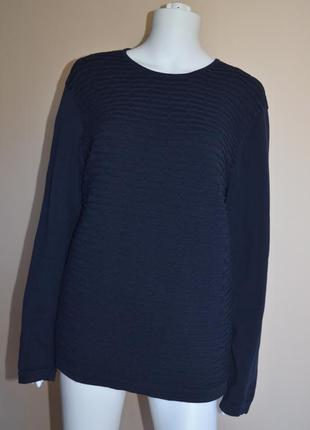 Кофта свитер фактурная  cos