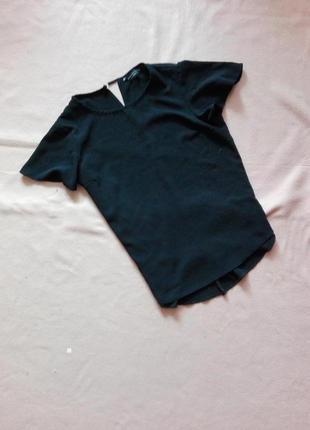 Черная блуза от dorothy perkins