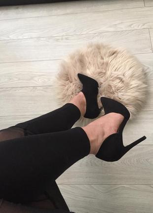Шикарные туфли на высоком каблуке от asos