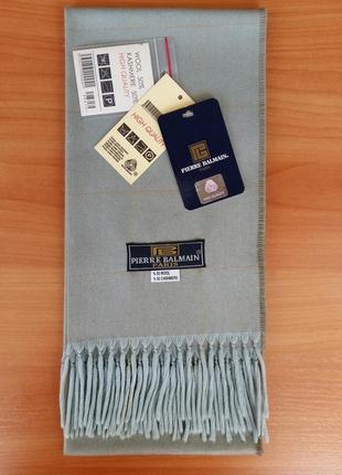 """Мужской, классический, брендовый шарф """"pierre balmain""""1 фото"""