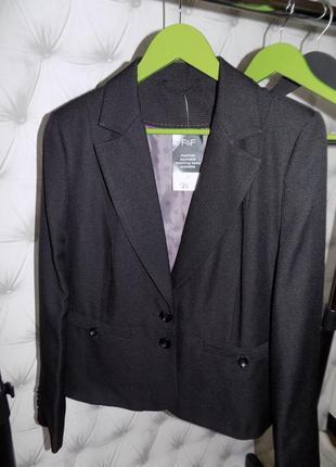 Классический пиджак премиум-качество, 18 р-р