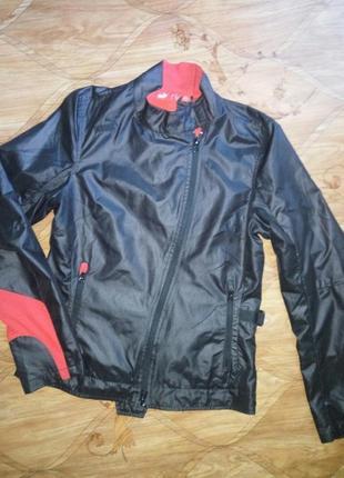 Куртка спортивная ветровка для бега