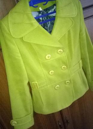 Пальто, полу-пальто, жакет