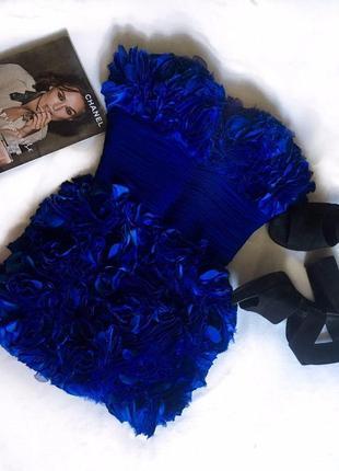 Дизайнерское, крутое коктейльное платье размер s - xs на выпускной или свадьбу