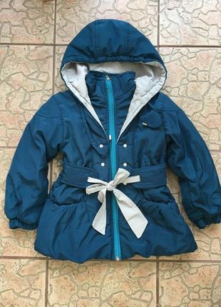Демисезонная куртка тм одягайко