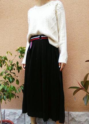 Плісерована юбка