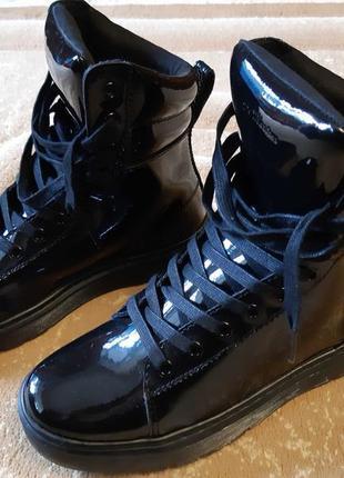 Женские деми ботинки dr martens