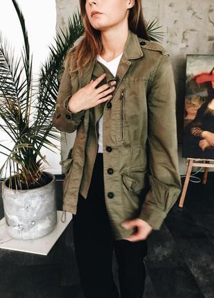 Парка / пальто / куртка zara