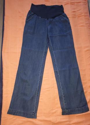 Брюки – джинсы benetton для беременных