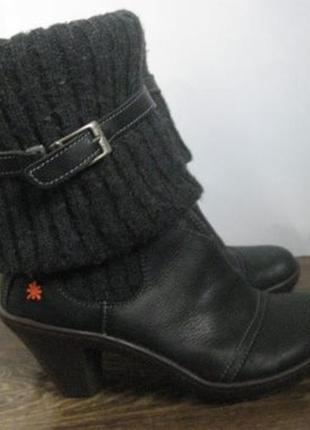 Демисезонные ботинки art