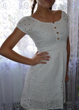 Очень милое легкое  платье