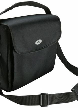 Acer bag/carry case for x@p1 сумка мессенджер/ для ноутбука/для проэктора/работы/учебы