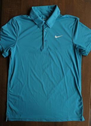 Мужская теннисная футболка nike